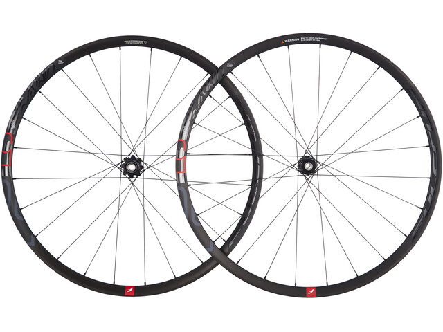 "Fulcrum Racing 5 DB Laufradsatz Road 28"" 2-Way Fit Shimano CL schwarz/weiß"